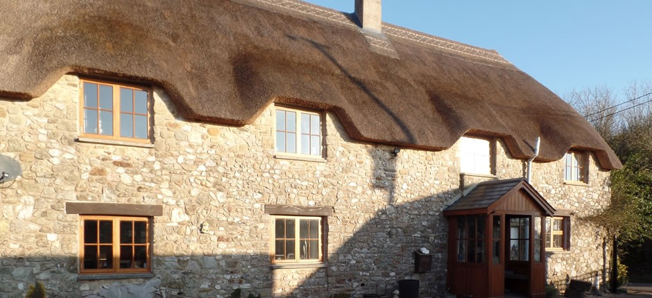 Thatched Cottage Project